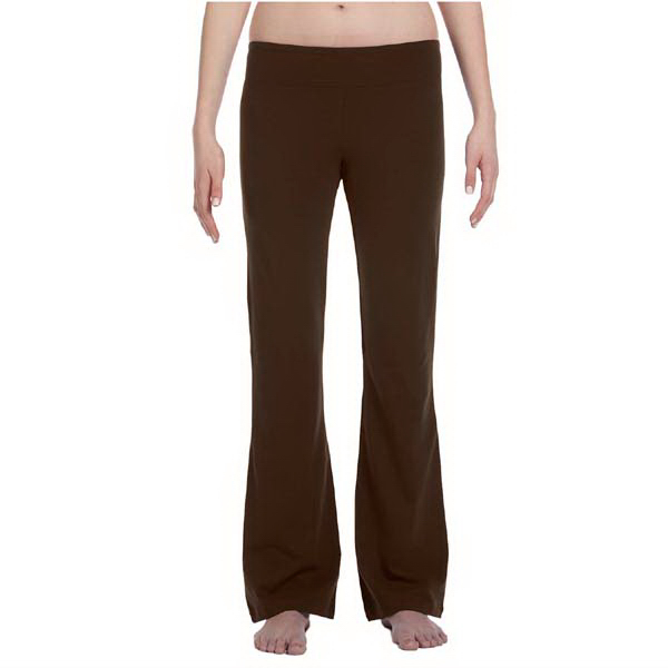 Customized Bella & Canvas Ladies' Cotton/Spandex Fitness Pant