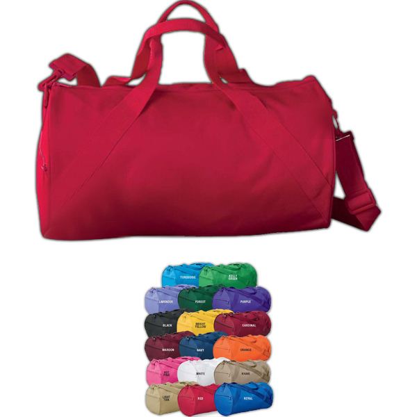 Promotional Barrel Duffel