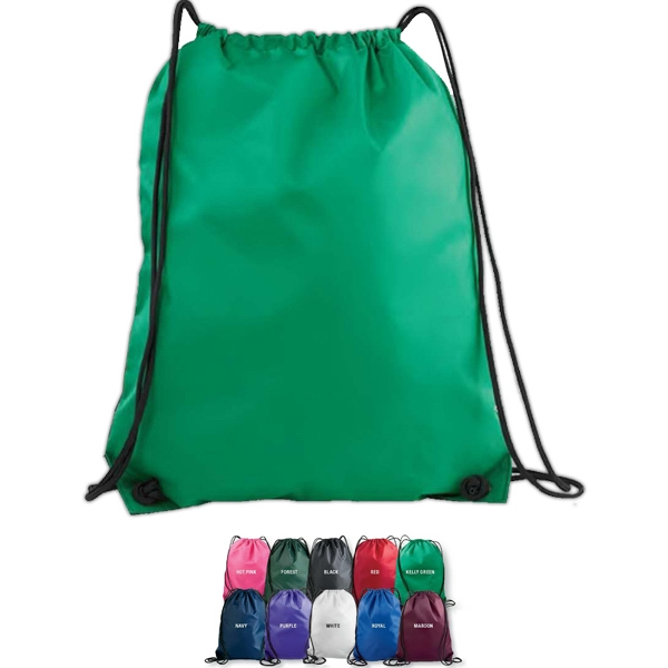 Customized Value drawstring backpack
