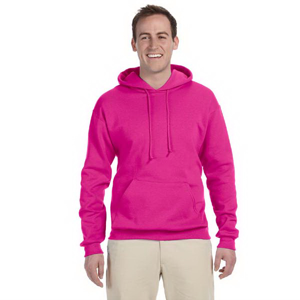Imprinted Jerzees 8 oz. NuBlend (TM) 50/50 Pullover Hood