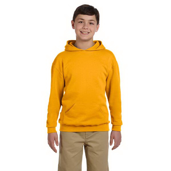 Promotional Jerzees Youth 8 oz. NuBlend (TM) 50/50 Pullover Hood
