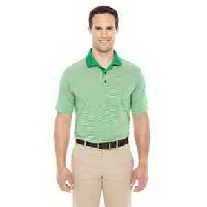 Custom Men's ClimaLite (R) Classic Stripe short-sleeve polo
