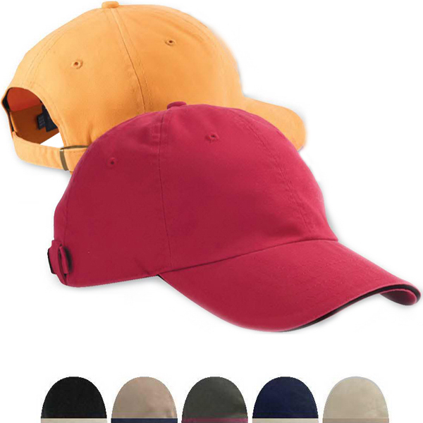 Personalized Six Panel Sandwich Cap