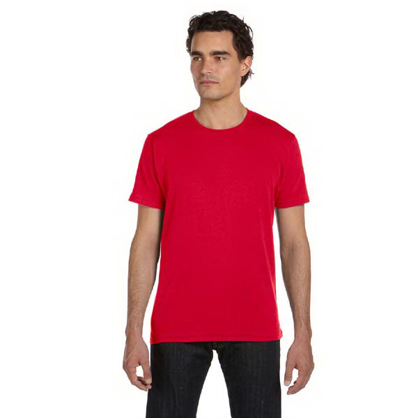 Promotional Alternative Unisex Organic Basic Crew