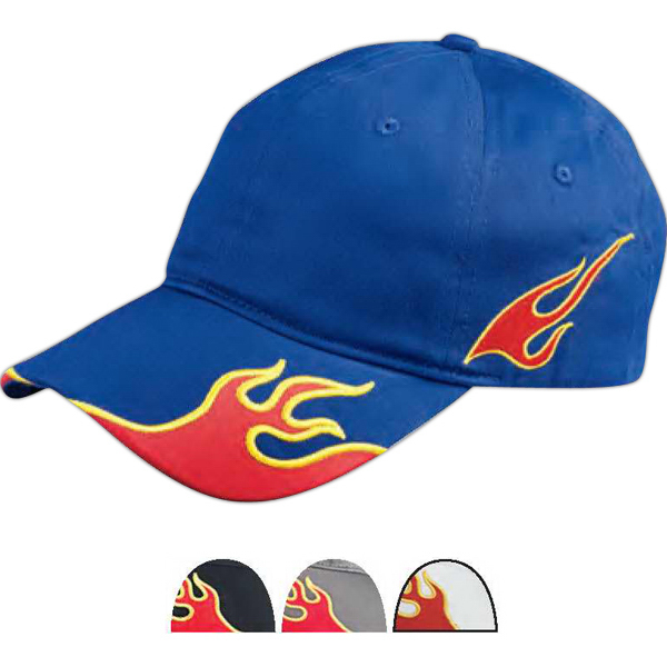 Personalized Flame Cap