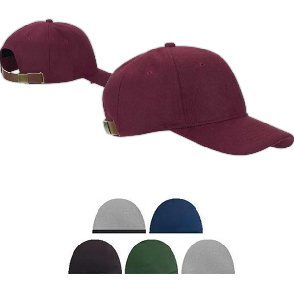 Promotional Big Accessories Cold Weather Baseball Cap