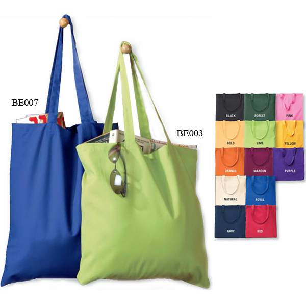 Imprinted Canvas Tote bag