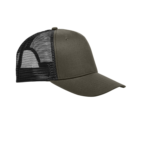 Imprinted Big Accessories Surfer Trucker Cap