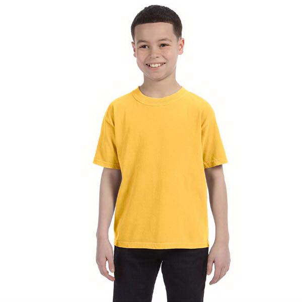 Personalized Comfort Colors Youth 5.4 oz. Ringspun Garment Dyed T-Shirt