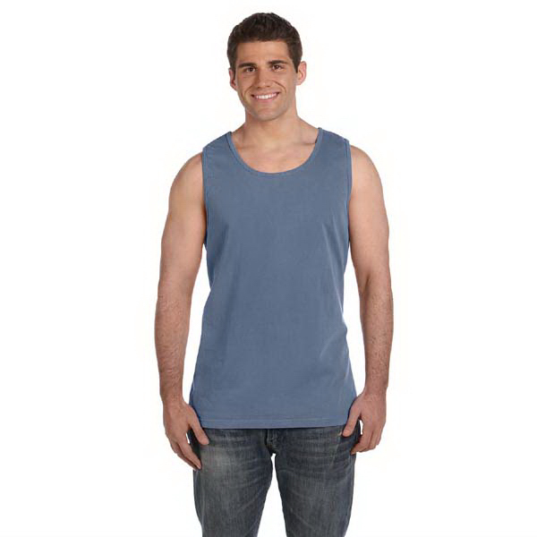 Personalized Comfort Colors 6.1 oz. Ringspun Garment Dyed Tank