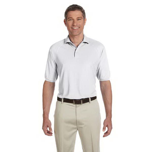 Personalized Men's technical performance polo