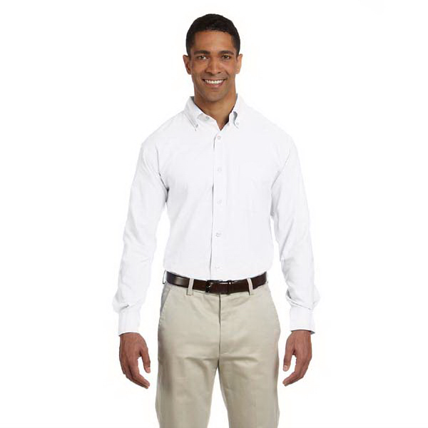 Personalized Men's performance plus oxford