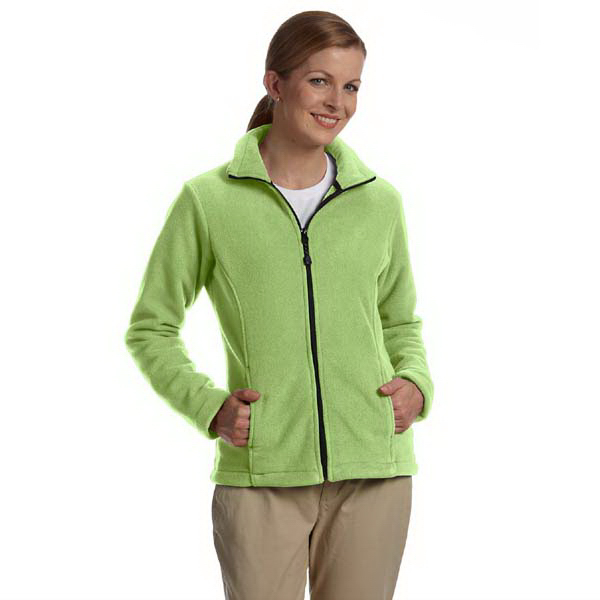 Customized Ladies' Wintercept(TM) Fleece Full Zip Jacket