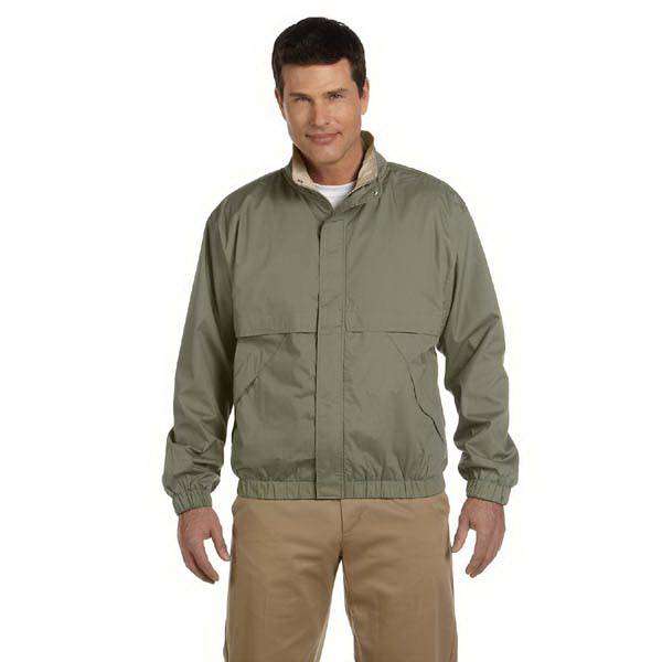 Imprinted Clubhouse Jacket