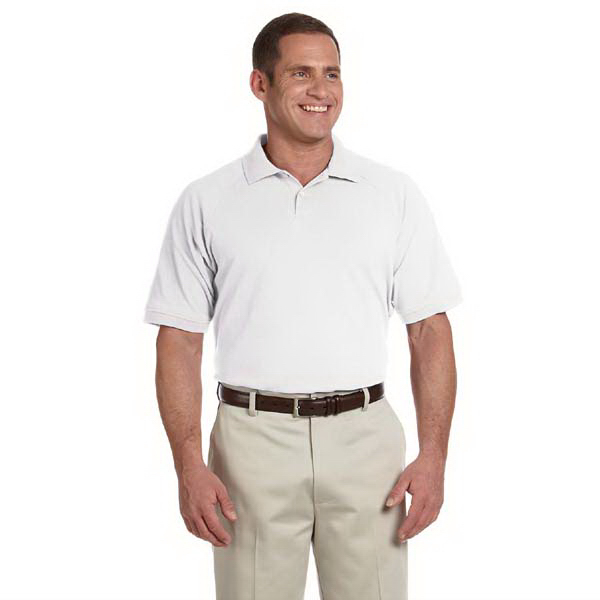 Promotional Men's Dri-Fast (TM) pique polo