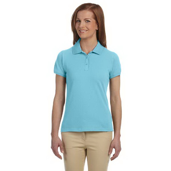 Personalized Ladies' Dri-Fast (TM) pique polo