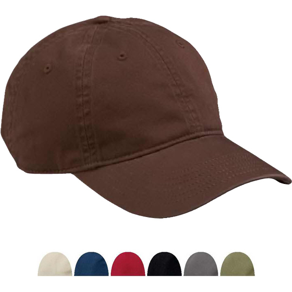 Customized Econscious Organic Cotton Twill Unstructured Baseball Hat
