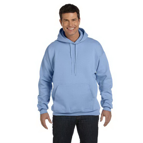 Imprinted Hanes 10 oz. Ultimate Cotton (R) 90/10 Pullover Hood
