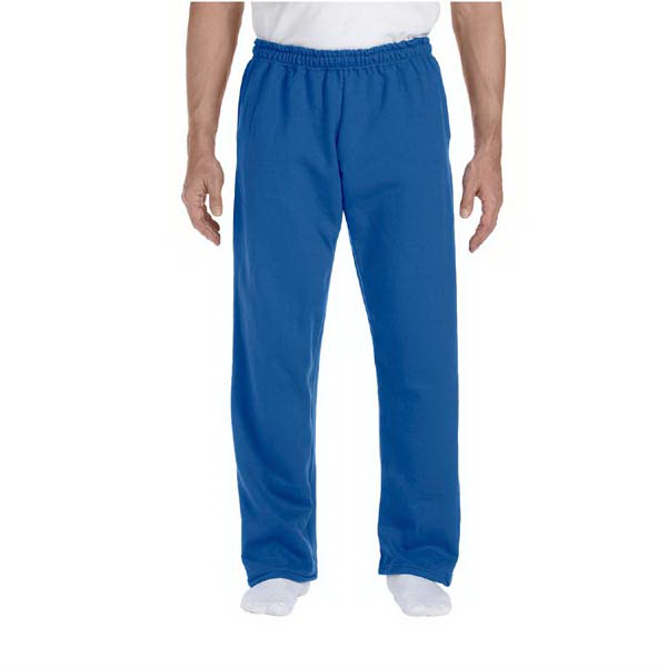 Custom 9.3 oz. Ultra Blend(R) 50/50 Open-Bottom Sweat pants