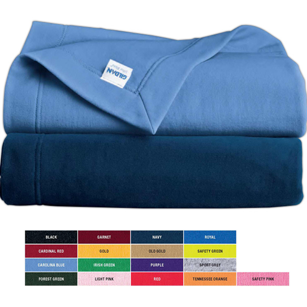 Printed Performance fleece stadium blanket