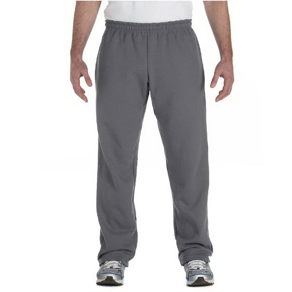 Promotional 7.75 oz. Heavy Blend (TM) 50/50 Open Bottom Sweat pants
