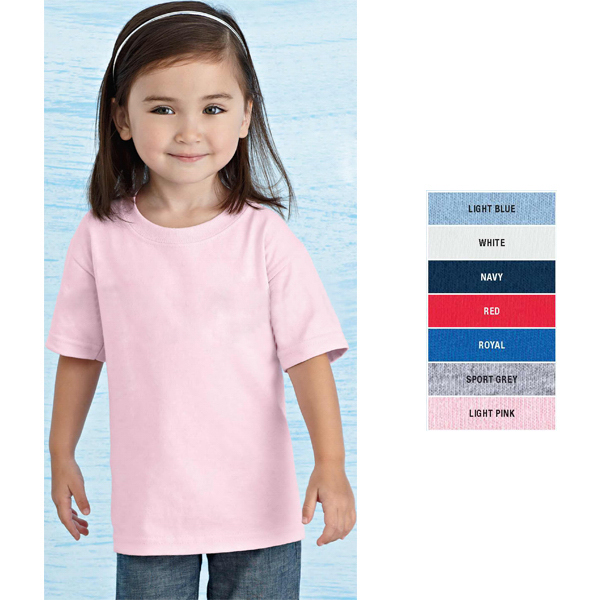Custom Toddler 6.1 oz. Ultra Cotton (R) t-shirt