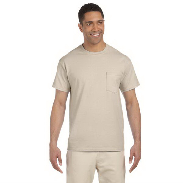 Custom Gildan 6 oz Ultra Cotton (TM) Pocket T-Shirt
