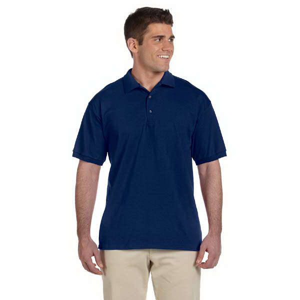Printed 6.1 oz. Ultra Cotton (R) Jersey Polo
