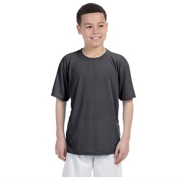 Promotional Gildan Performance (TM) 4.5 oz. Youth T-Shirt