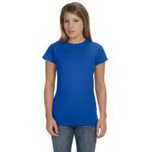 Customized Gildan Ladies' 4.5 oz SoftStyle Junior Fit T-Shirt