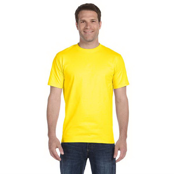 Imprinted Gildan 5.6 oz. DryBlend (TM) 50/50 T-Shirt