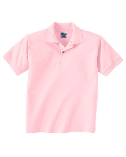 Customized Youth 5.6 oz. DryBlend(R) 50/50 Jersey Polo
