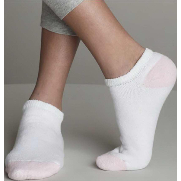 Personalized Ladies' No-Show socks