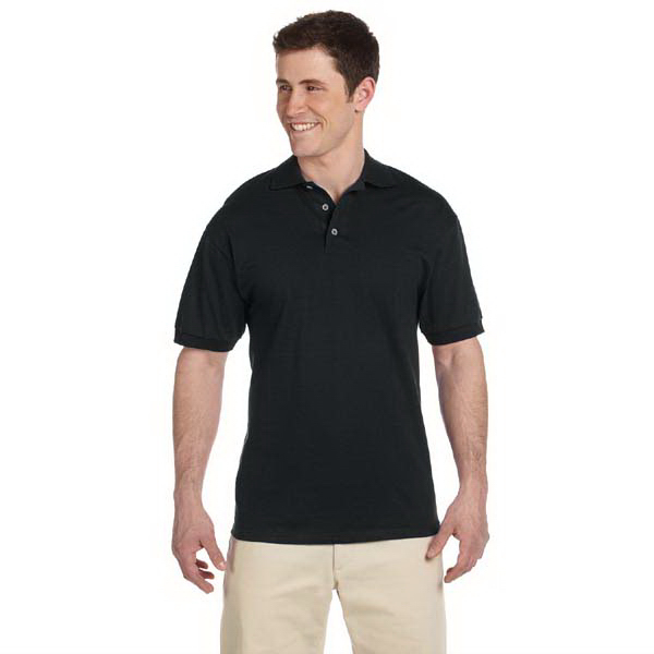 Imprinted 6.1 oz. Cotton Jersey Polo