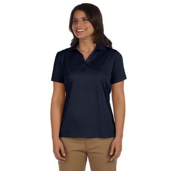 Personalized Ladies' Micro-Pique Polo