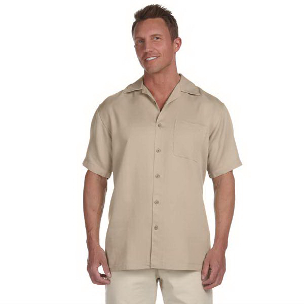 Promotional Men's Bahama Cord Camp Shirt