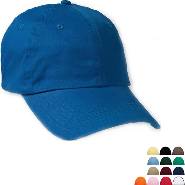 Customized Brushed Cotton Twill Baseball Cap