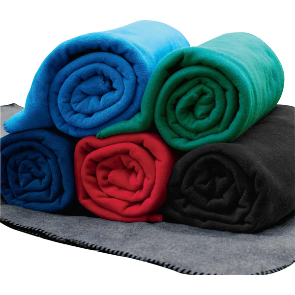 Imprinted Fleece blanket