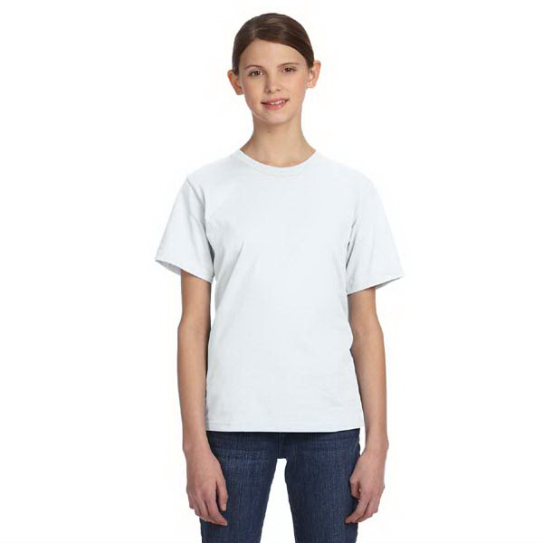 Customized Youth 5 oz. 100% organic cotton t-shirt