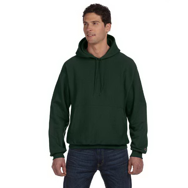 Promotional 12 oz. 82/18 Reverse weave pullover hood