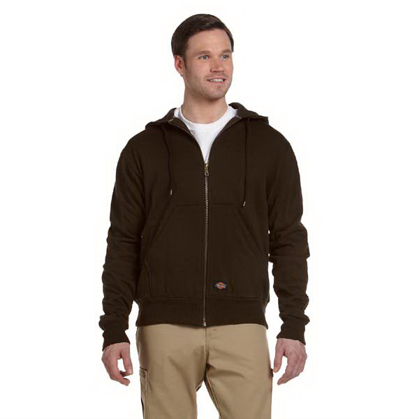 Customized 9 oz. thermal-lined fleece jacket