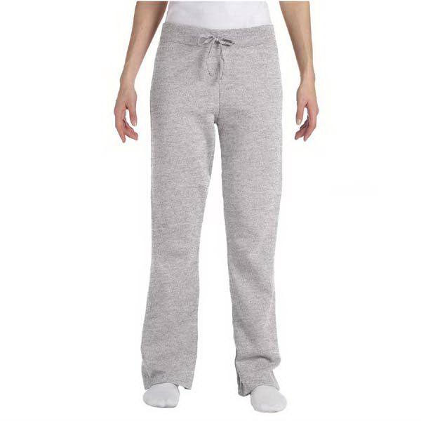 Customized 80/20 ComfortBlend(R) EcoSmart(TM) Open Bottom Fleece Pant