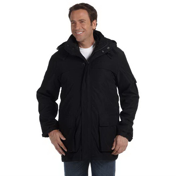 Personalized Weatherproof Three In One Systems Jacket