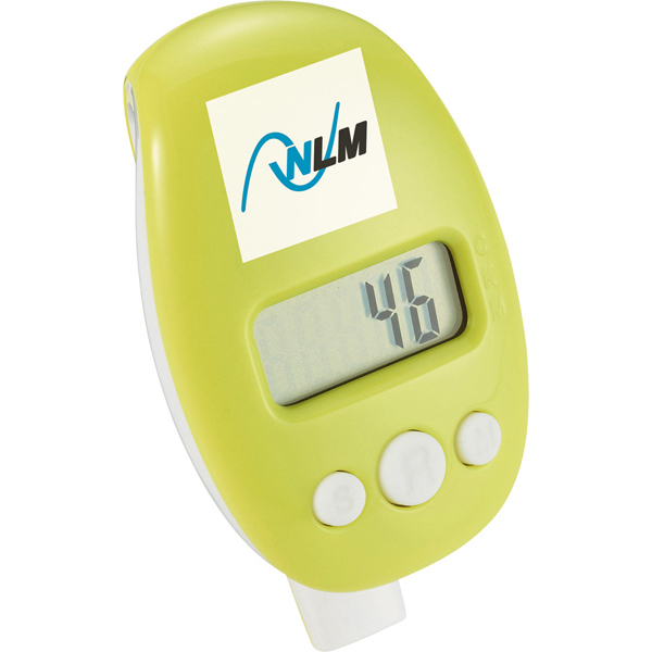 Promotional The Tweet Pedometer with LCD Display