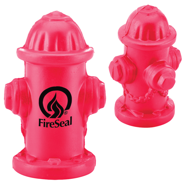 Personalized Fire Hydrant Stress Reliever