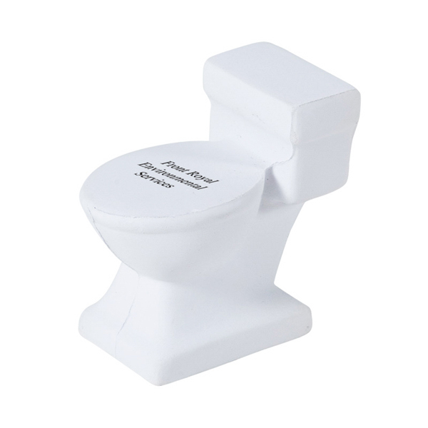 Printed Toilet Stress Reliever