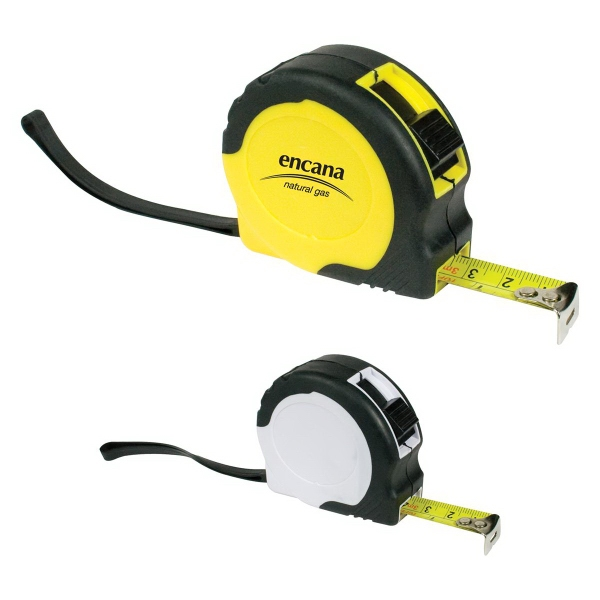 Promotional Tape measure with wristband