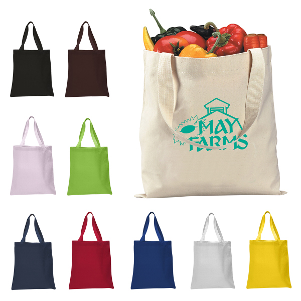 Imprinted Canvas Tote