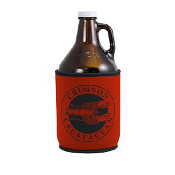 Custom Neoprene Growler Cover