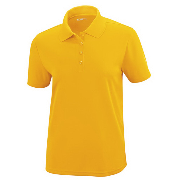 Custom Origin Core365 (TM) Ladies' Performance Pique Polo